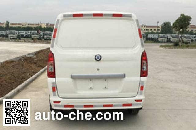 CHTC Chufeng HQG5021XXYEV3 electric cargo van