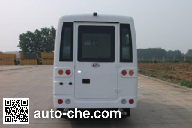 CHTC Chufeng HQG5040XBY4 funeral vehicle