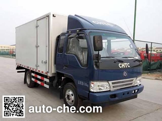 CHTC Chufeng HQG5040XXYGD5 box van truck