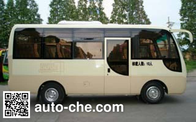 CHTC Chufeng HQG5050XBY4 funeral vehicle