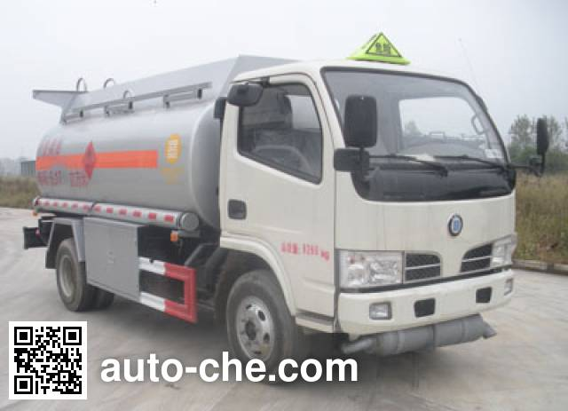 CHTC Chufeng HQG5081GJYGD5 fuel tank truck
