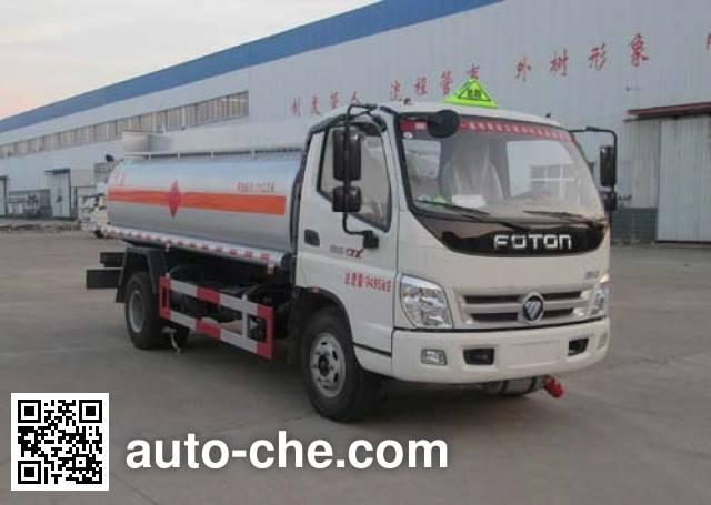 CHTC Chufeng HQG5090GJYB4 fuel tank truck