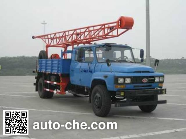 CHTC Chufeng HQG5090TZJFD4 drilling rig vehicle