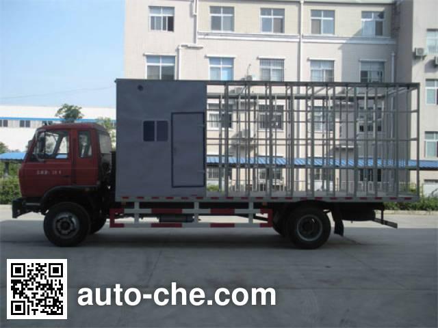 CHTC Chufeng HQG5160CYFGD4 beekeeping transport truck