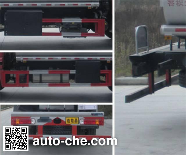 CHTC Chufeng HQG5160GJY4BJ fuel tank truck