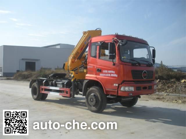 CHTC Chufeng HQG5163JQQGD4 tractor unit mounted loader crane
