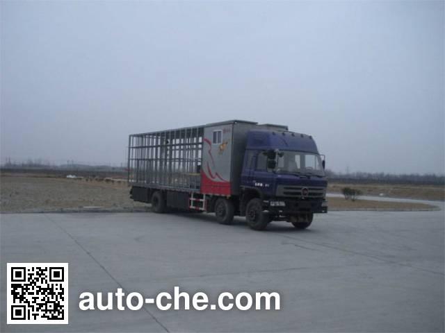 楚风牌HQG5210CYFGD3HT养蜂车