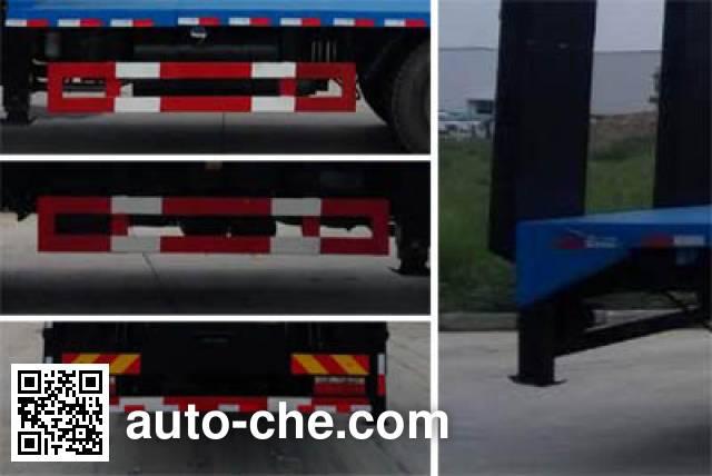 CHTC Chufeng HQG5250TPBGD5 flatbed truck