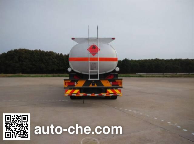 CHTC Chufeng HQG5257GYY4DF oil tank truck