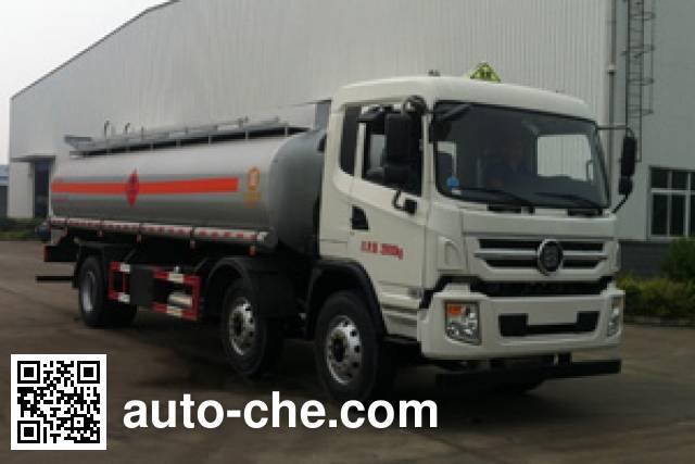 CHTC Chufeng HQG5258GYYGD4 oil tank truck