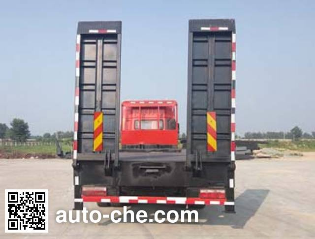 CHTC Chufeng HQG5311TPBGD5 flatbed truck