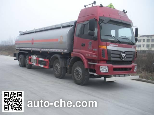 CHTC Chufeng HQG5313GYY4BJ oil tank truck
