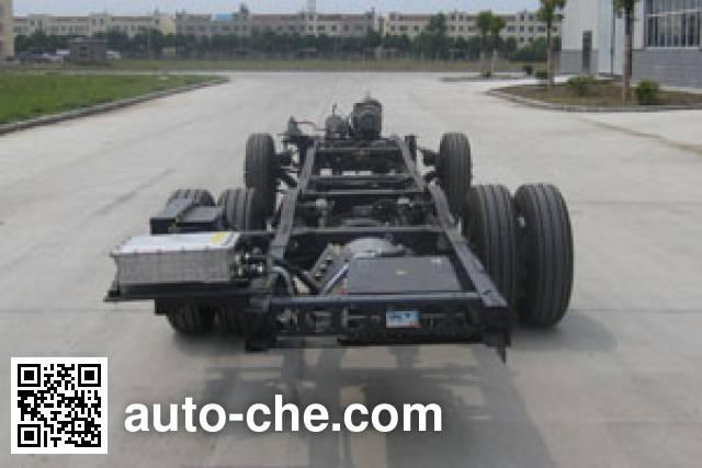 楚风牌HQG6560EV纯电动客车底盘
