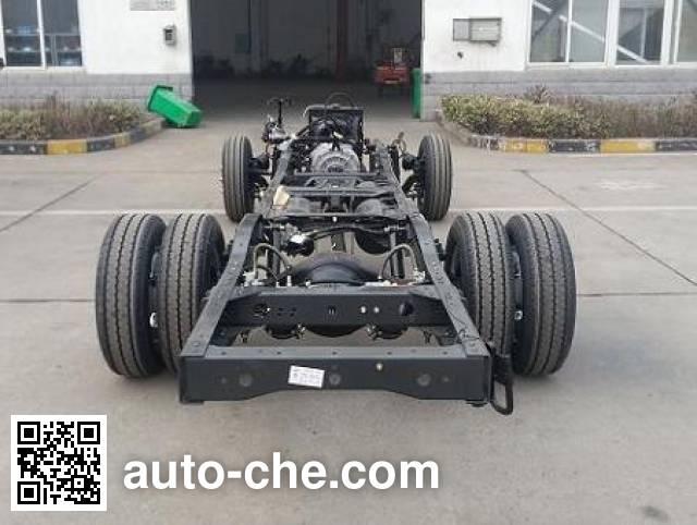 CHTC Chufeng HQG6560EV2 electric bus chassis