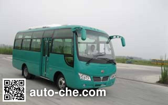 楚风牌HQG6660EA4客车