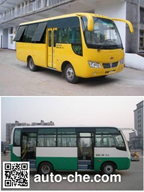 CHTC Chufeng HQG6661EA4 city bus