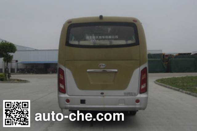 楚风牌HQG6663EA5客车