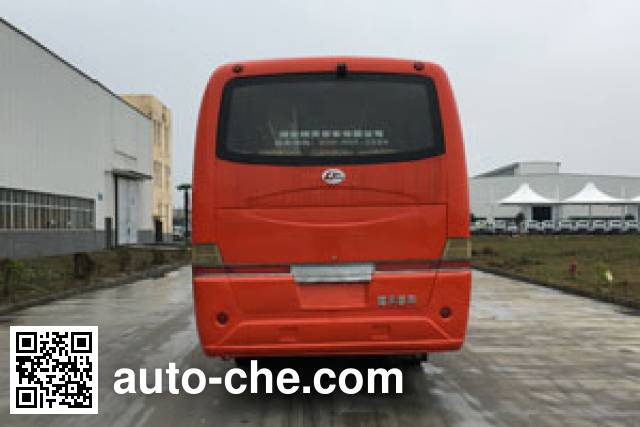 楚风牌HQG6750EA5客车