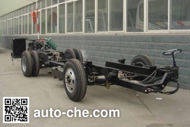 CHTC Chufeng HQG6760HEV hybrid bus chassis