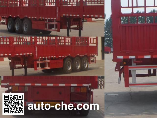 Yuqiantong HQJ9370CCYE stake trailer