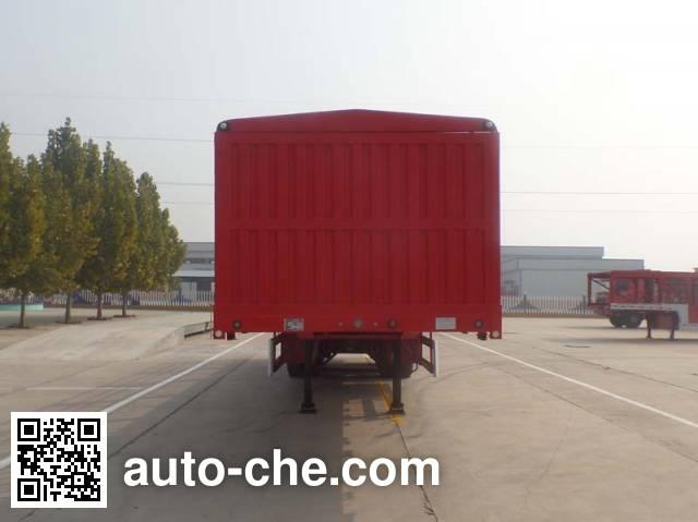 Yuqiantong HQJ9371CCQ animal transport trailer