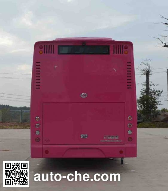 Guangke HQK6128N5GJ city bus
