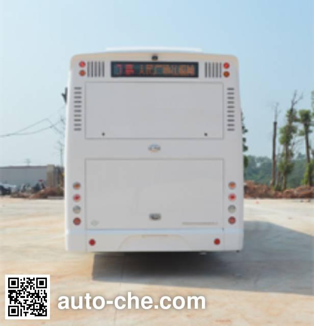 紫象牌HQK6128PHEVNG2插电式混合动力城市客车