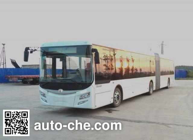 紫象牌HQK6188BEVB纯电动城市客车