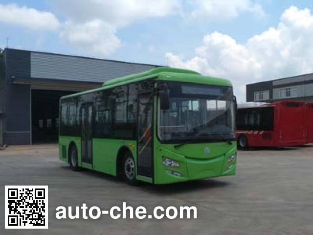 紫象牌HQK6828BEVB1纯电动城市客车
