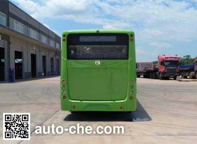 紫象牌HQK6828BEVB2纯电动城市客车