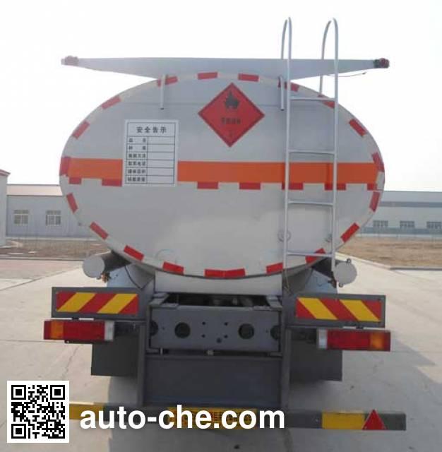弘瑞通牌HRT5252GYY运油车