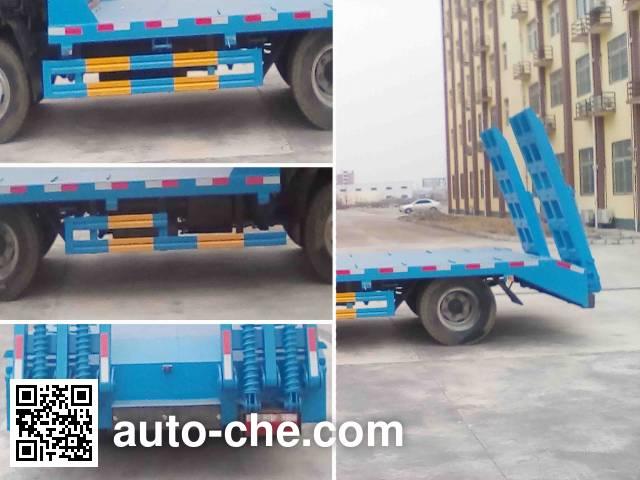 Rixin HRX5040TPB flatbed truck