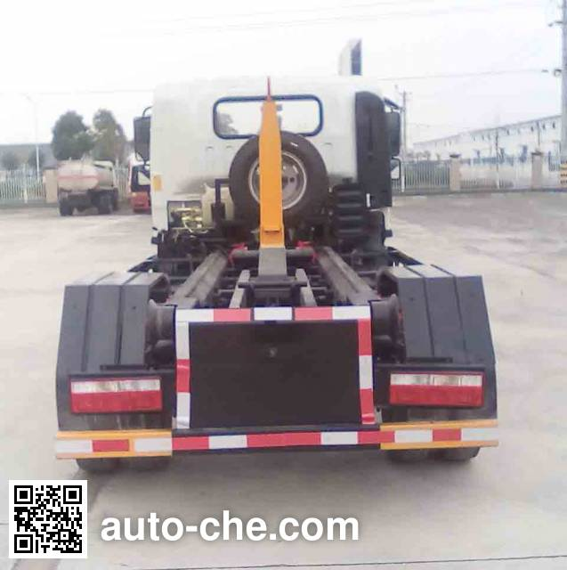 Rixin HRX5040ZXX detachable body garbage truck