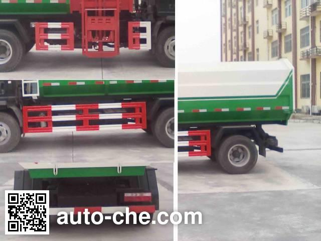 Rixin HRX5040ZZZ self-loading garbage truck