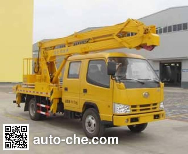 Rixin HRX5060JGK aerial work platform truck