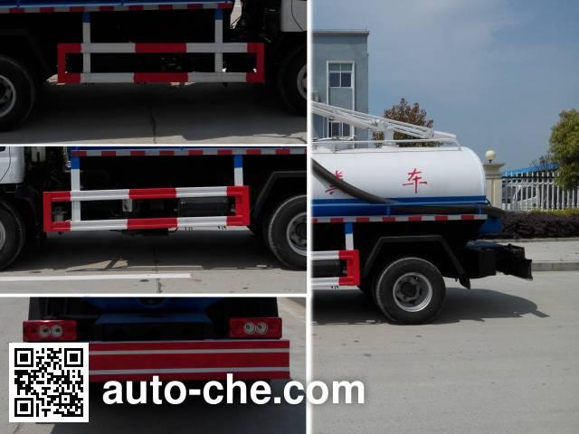 Rixin HRX5080GXE suction truck