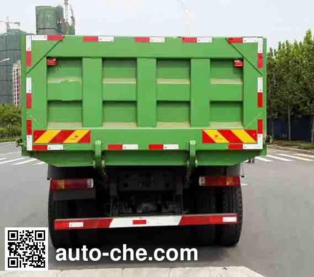 Rixin HRX5250ZLJ38ZQ dump garbage truck