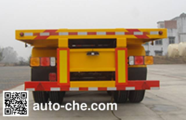 Rixin HRX9400TJZ container transport trailer