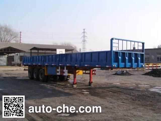 Sanshan HSB9380 dropside trailer