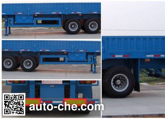 Gangyue HSD9390TLP trailer