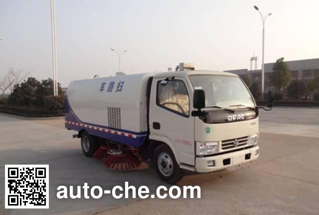 Yuhui HST5070TSL4 street sweeper truck