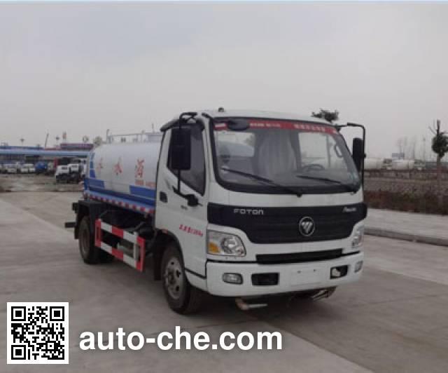 Yuhui HST5089GSSB sprinkler machine (water tank truck)