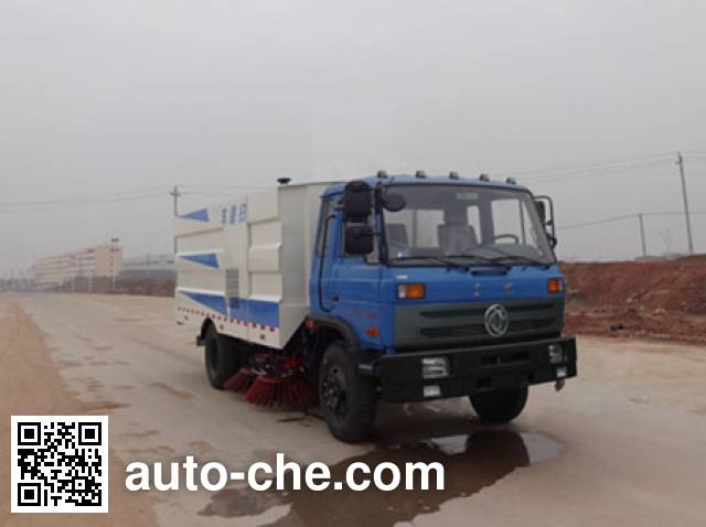 Yuhui HST5128TSLFE street sweeper truck