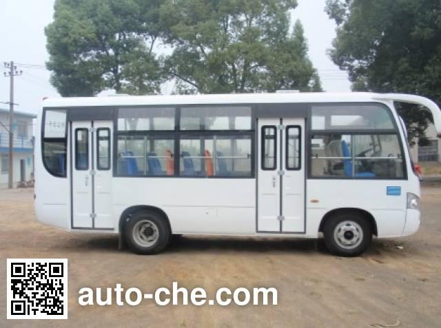 衡山牌HSZ6601A客车