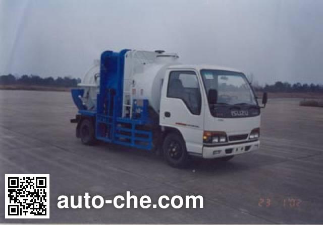 宏图牌HT5050ZZZ自装卸式垃圾车