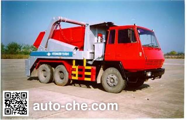 宏图牌HT5250ZBB自装卸车