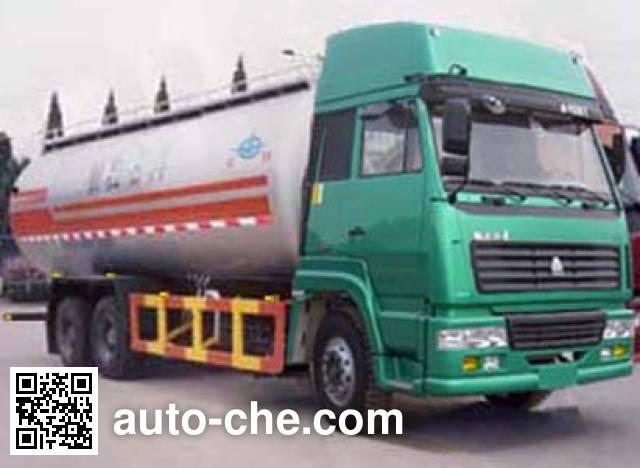 宏图牌HT5254GSN散装水泥车