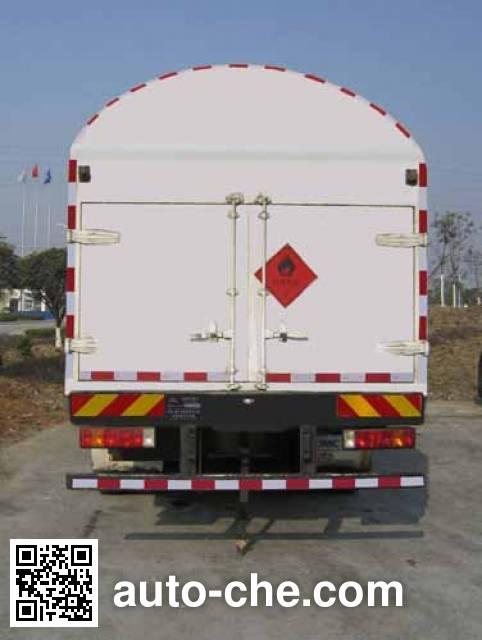 宏图牌HT5310GDYT低温液体运输车