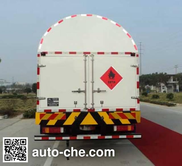宏图牌HT5310GDYT1低温液体运输车