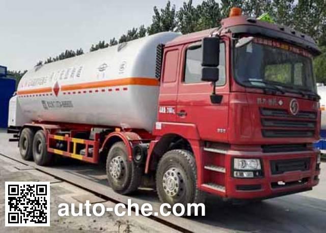 宏图牌HT5310GDYT2低温液体运输车